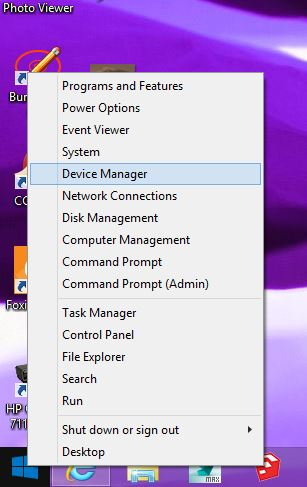 Device-Manager-Link