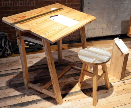 old-table
