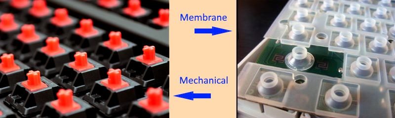 Membrane-vs-Mechanical