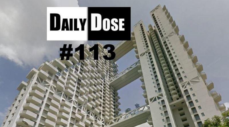 دوز روزانه معماری شماره ۱۱۳: اقامتگاه آسمانی