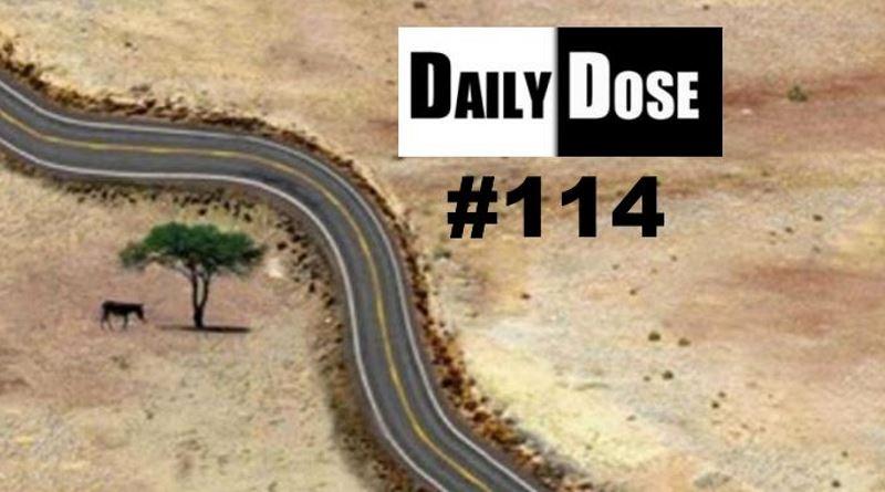 دوز روزانه معماری شماره ۱۱۴: احترام به طبیعت